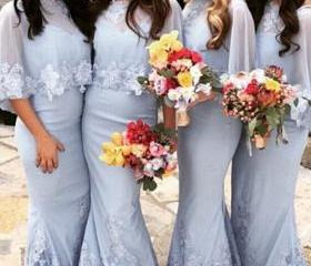 Mermaid Bridesmaid D..